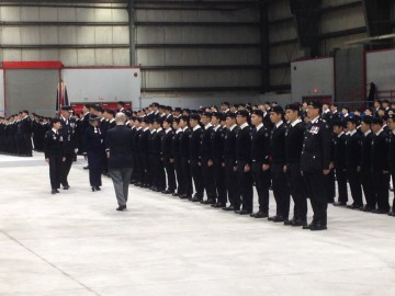 St. John Ambulance Annual Inspection & Awards