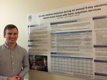 Shambhala at UBC Public Health Symposium