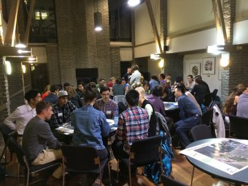 UBC MGM Tabletop Exercise – Games Night!