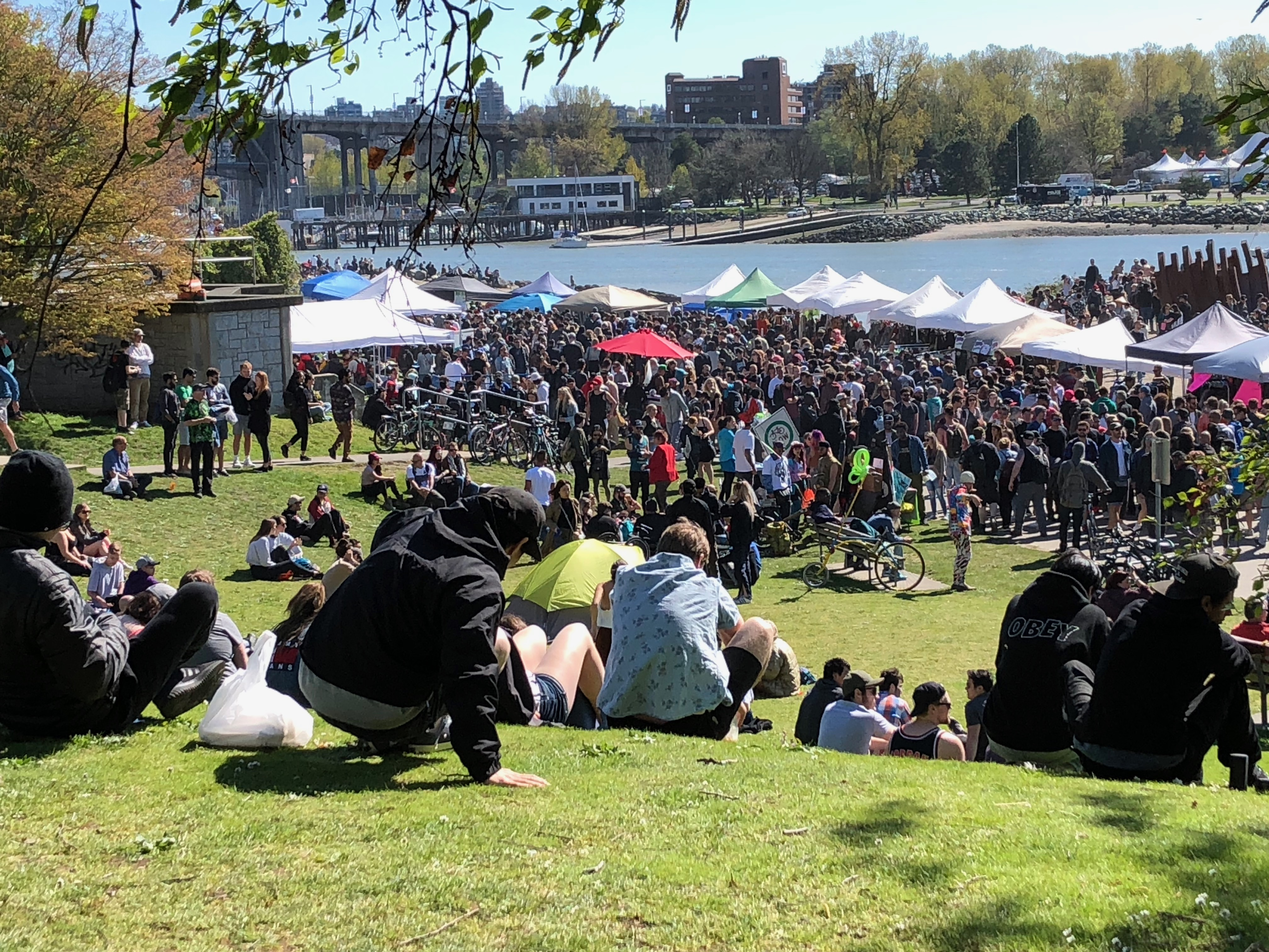 4-20 Protest